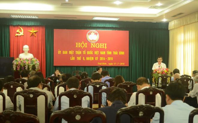 Phó Bí thư Thường trực Tỉnh ủy, Chủ tịch HĐND tỉnh Thái Bình Đặng Trọng Thăng nói về vấn đề đường BOT tại tỉnh.