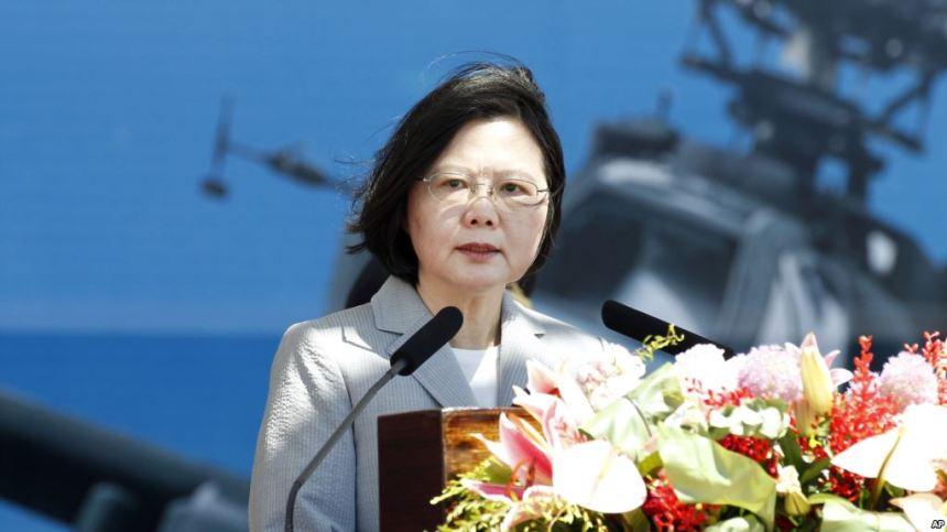 Tổng thống Đài Loan Thái Anh Văn sẽ đi thăm hai đồng minh ngoại giao ở châu Mỹ Latin quá cảnh qua Mỹ nhưng Trung Quốc phản đối việc này.