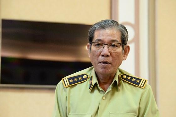 Ông Nguyễn Văn Bách, Phó Chi cục trưởng Chi cục QLTT TP.HCM