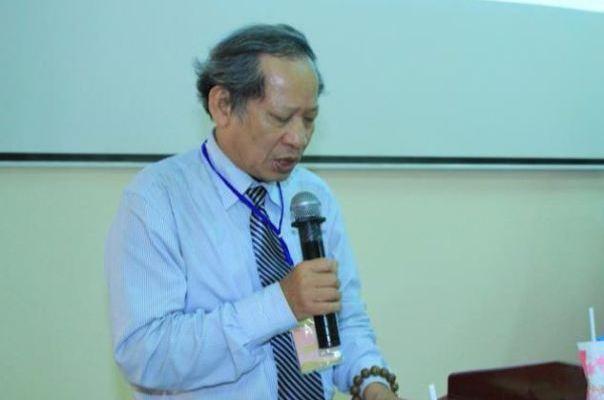 Giáo sư Nguyễn Công Lý- ảnh tư liệu.