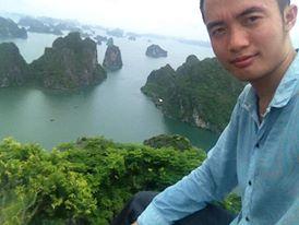 Tôn Phi ở thành phố Hạ Long.