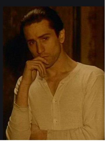 Người thợ làm bánh Vito Corleone (lúc đã kết hôn).