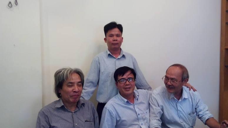 Nhà nghiên cứu Hà Huy Toàn.