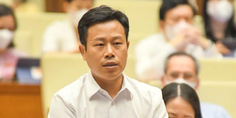 Giáo sư Lê Quân- giám đốc đại học quốc gia Hà Nội.