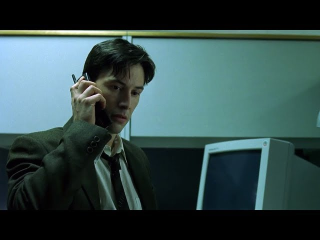 Kỹ sư Anderson trong The Matrix
