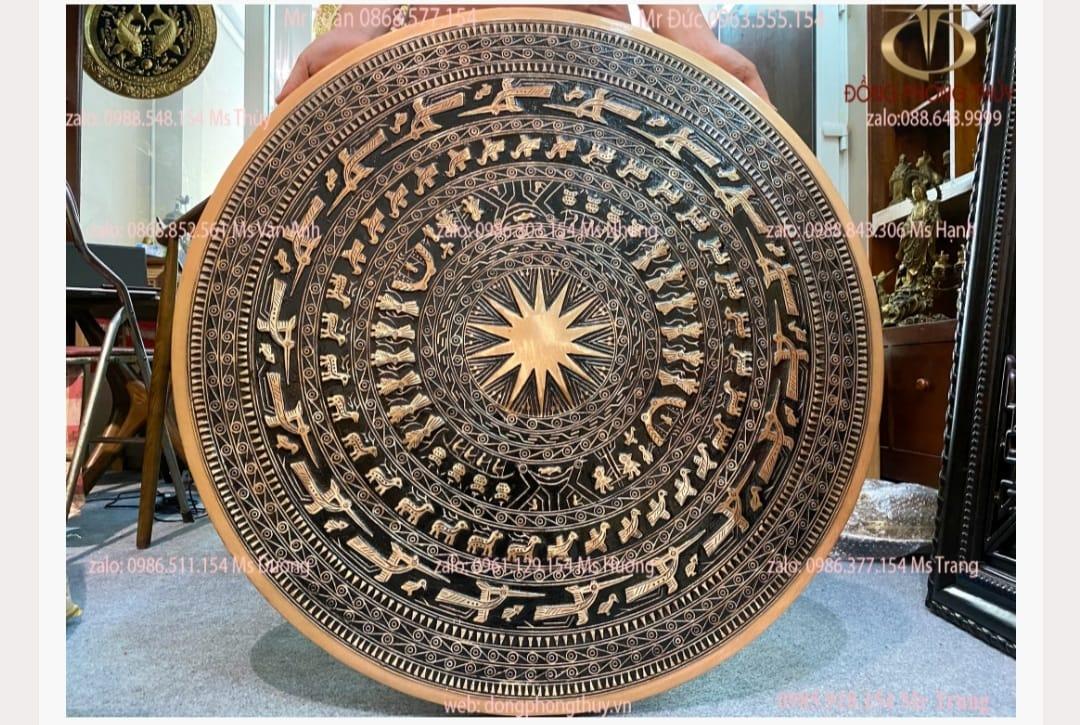 Trống đồng Ngọc Lũ mới chính xác (nơi phát hiện là đền Ngọc Lũ ở Hà Nam).